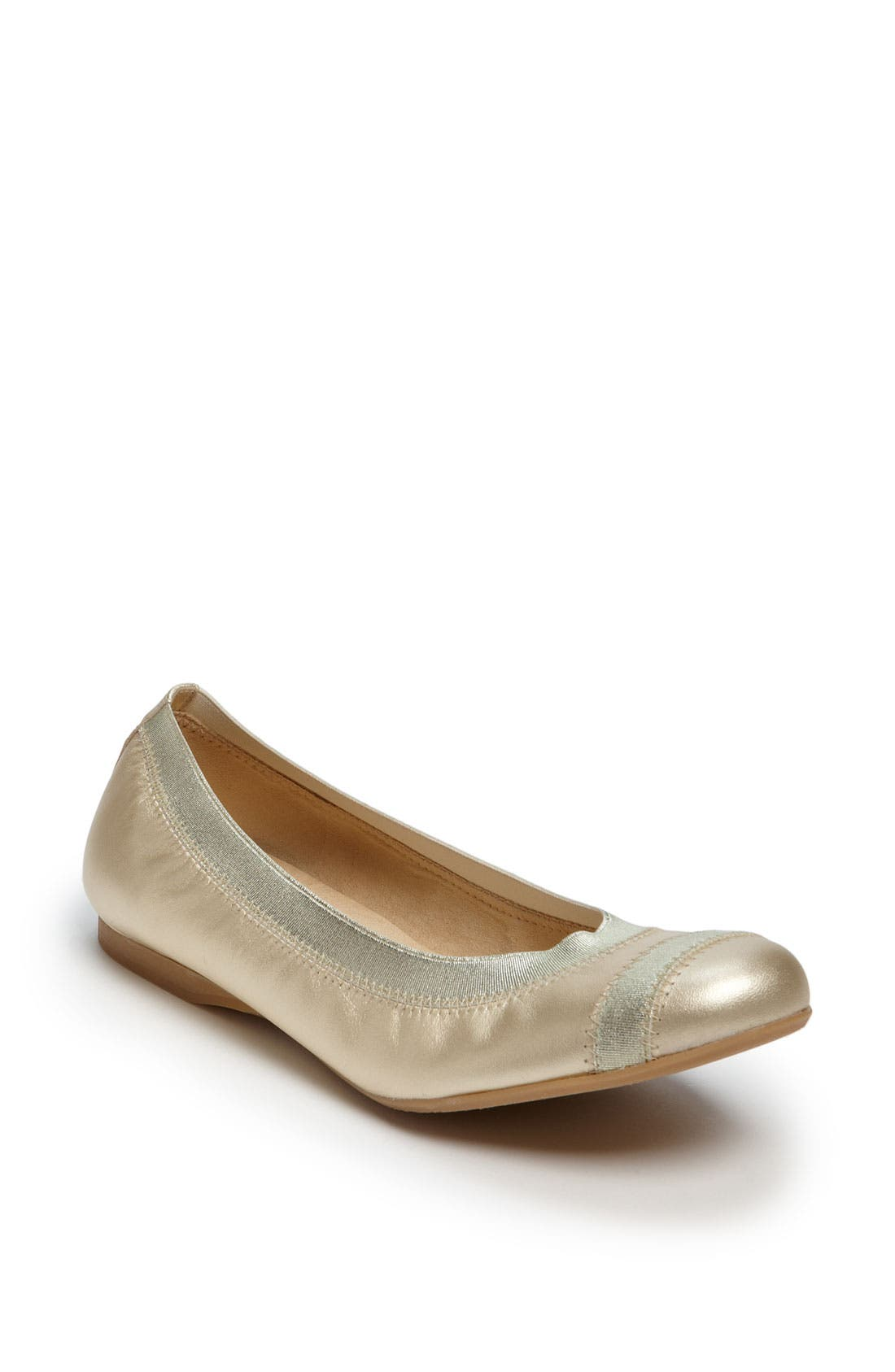 Alternate Image 1 Selected - Stuart Weitzman 'Giveable' Flat