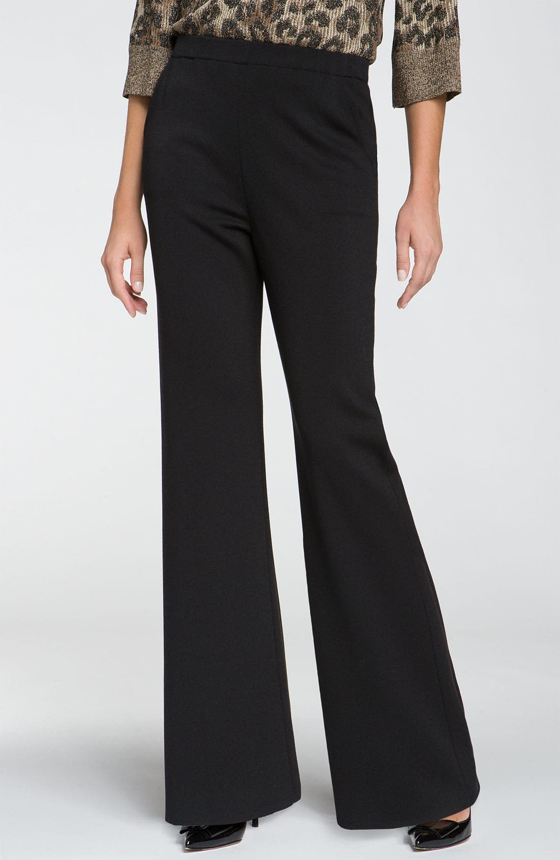 Alternate Image 1 Selected - St. John Collection Milano Knit Pants