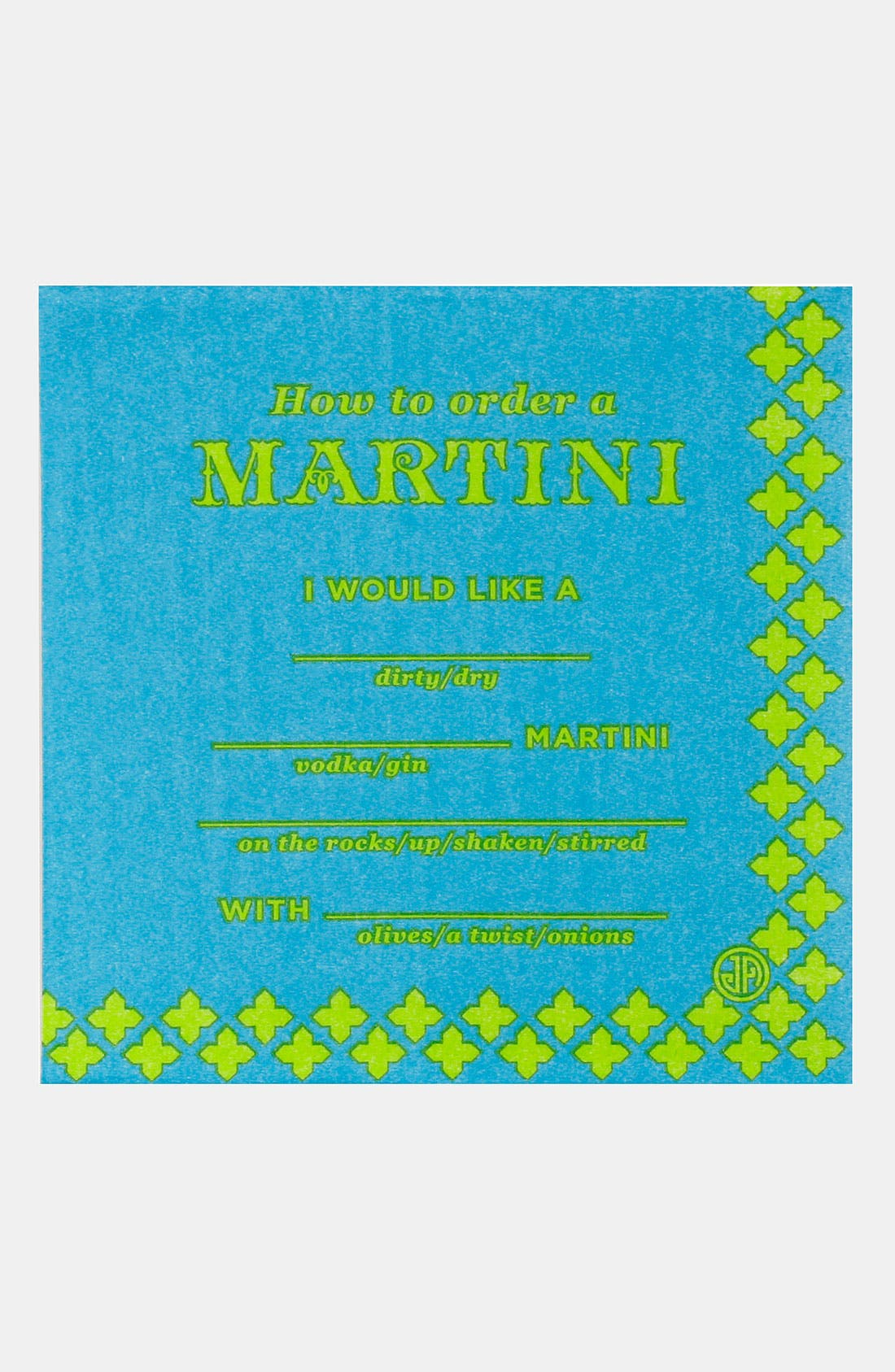 Main Image - Jonathan Adler Cocktail Napkins