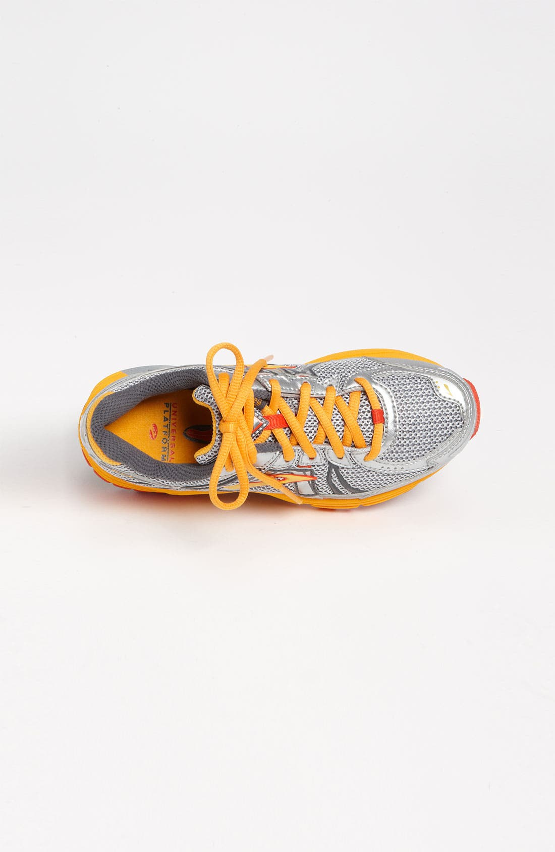 Alternate Image 3  - Brooks 'Adrenaline' Running Shoe (Little Kid & Big Kid)