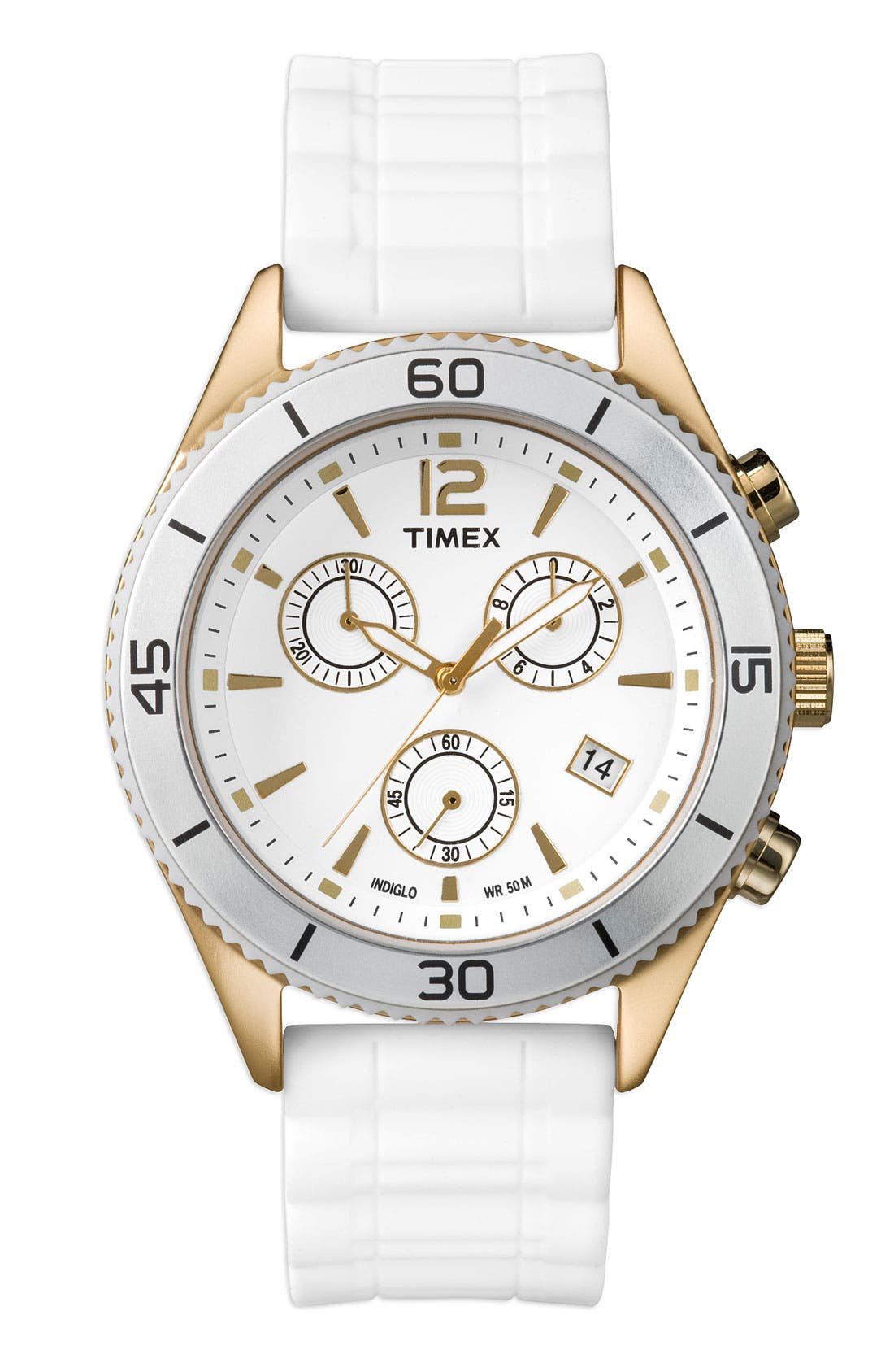 Main Image - Timex® Round Chronograph Watch