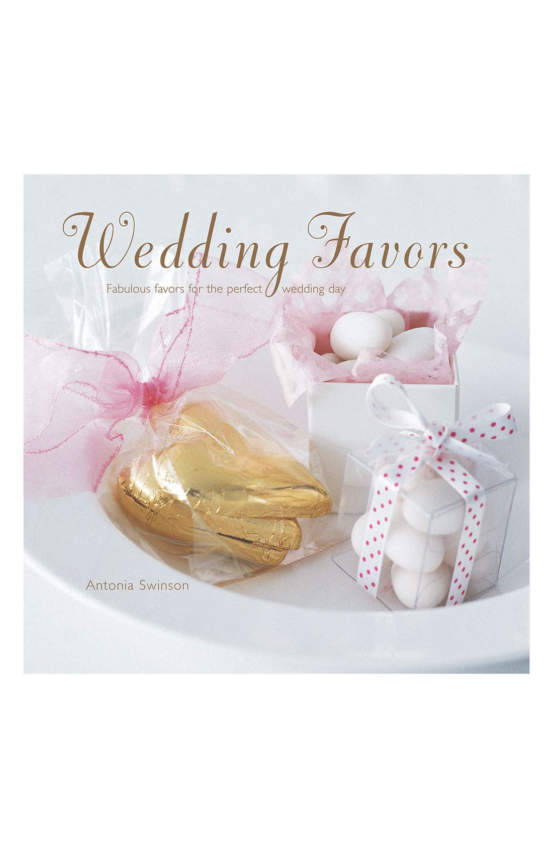 Alternate Image 1 Selected - 'Wedding Favors' Book