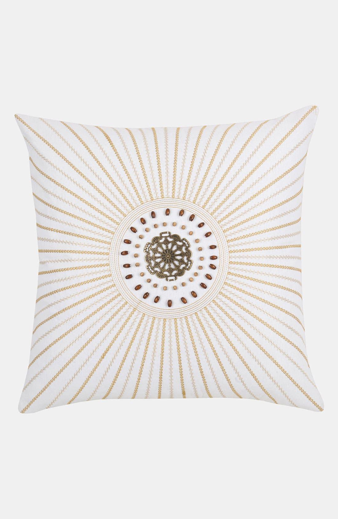 Alternate Image 1 Selected - Blissliving Home 'Sunburst' Pillow (Online Only)
