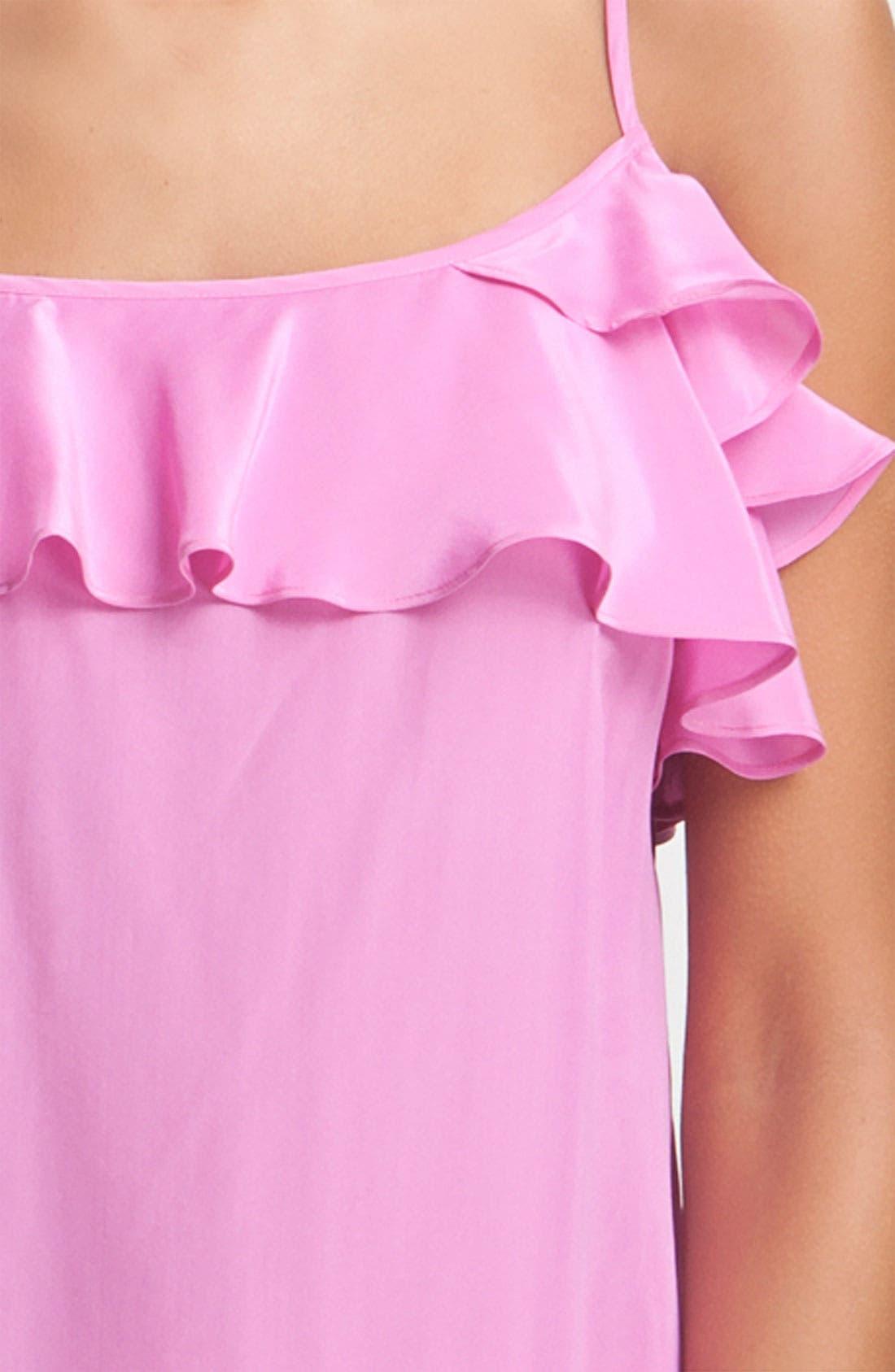 Alternate Image 3  - Halogen® Ruffle Camisole