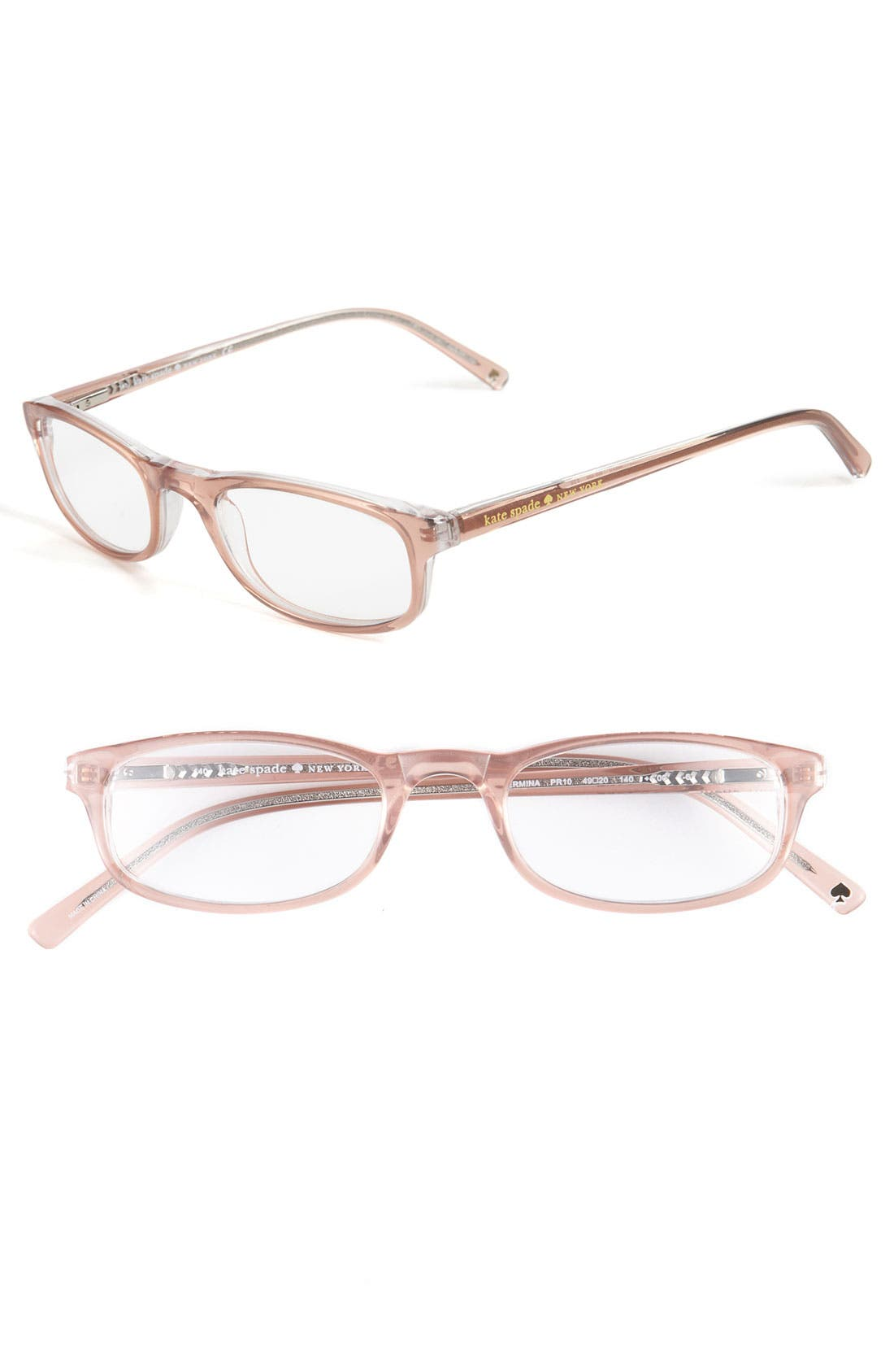 Alternate Image 1 Selected - kate spade new york 'fermina' reading glasses (Online Only)