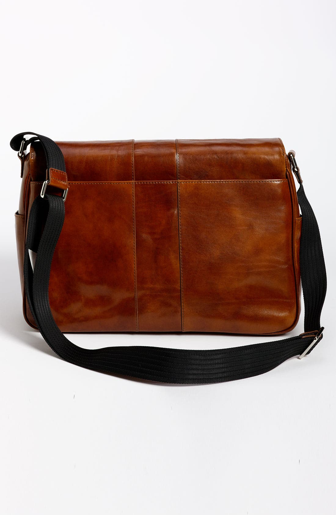 Alternate Image 3  - Bosca Leather Messenger Bag