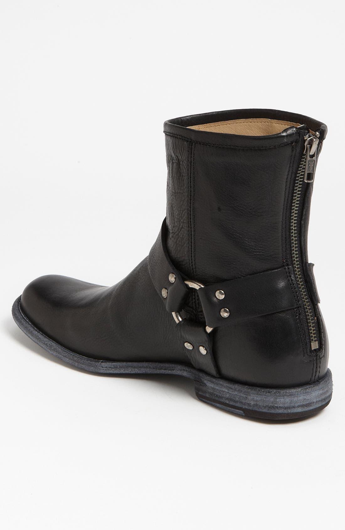 Alternate Image 2  - Frye 'Phillip' Harness Boot (Men)