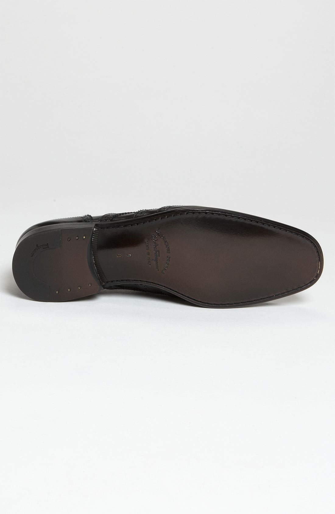 Alternate Image 4  - Salvatore Ferragamo 'Beltramo 2' Loafer