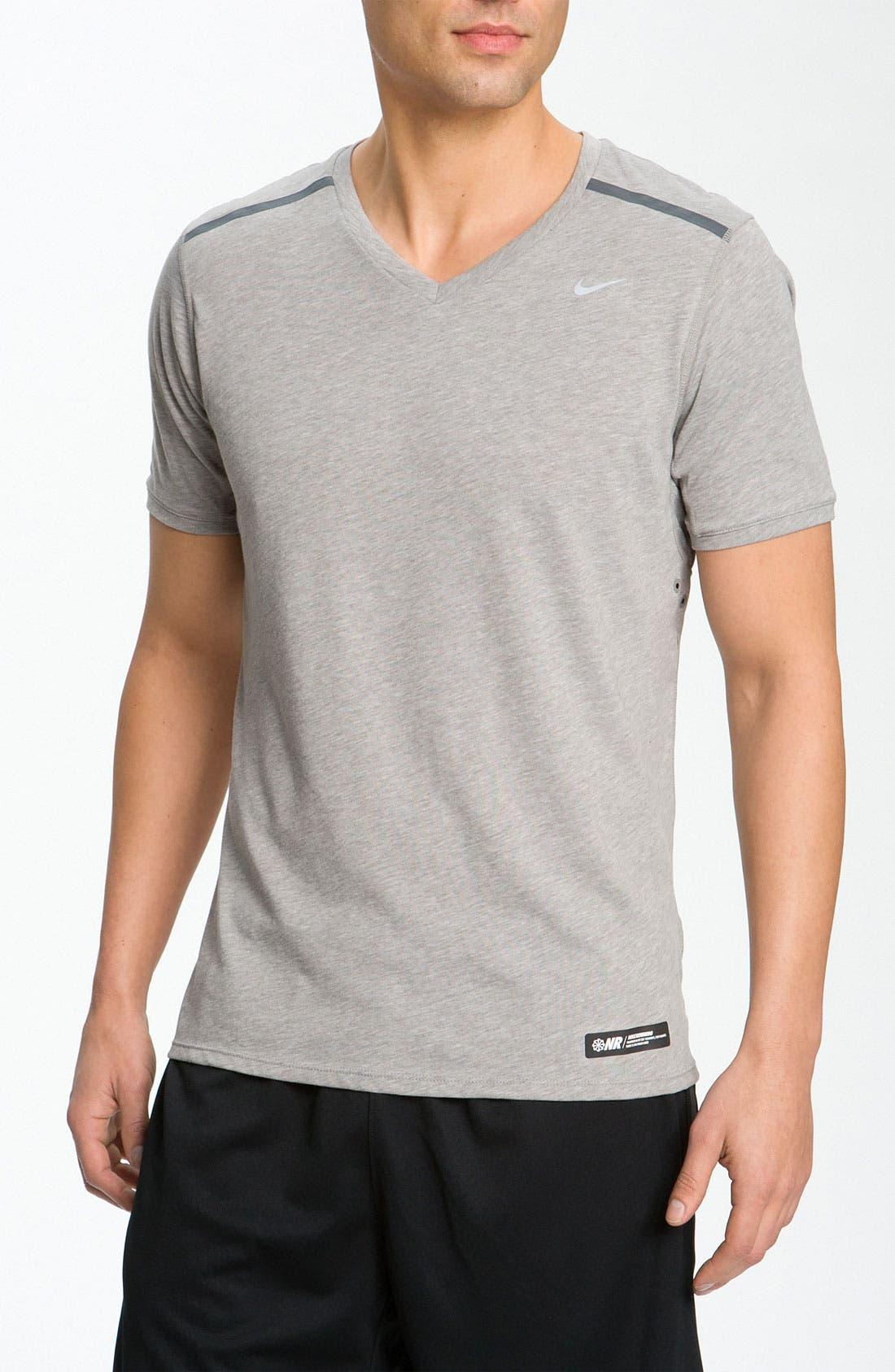Main Image - Nike 'Tailwind' T-Shirt