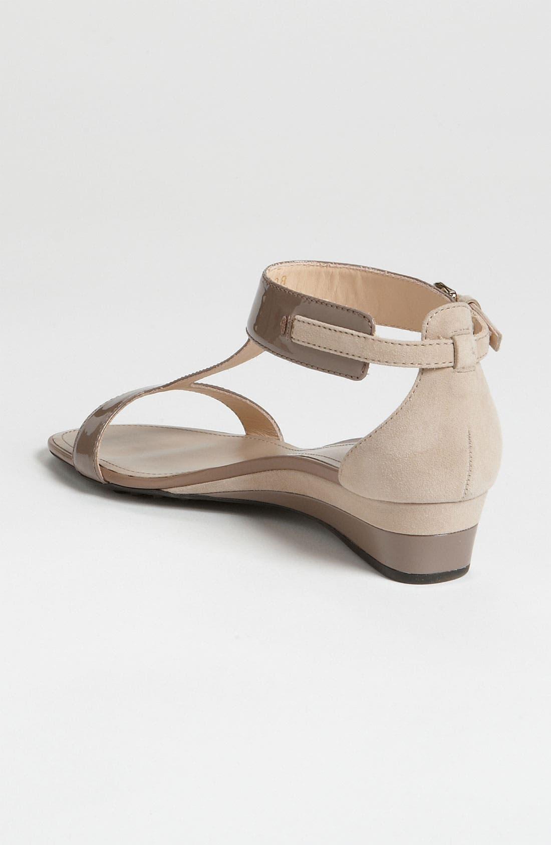 Alternate Image 2  - Tod's T-Strap Sandal
