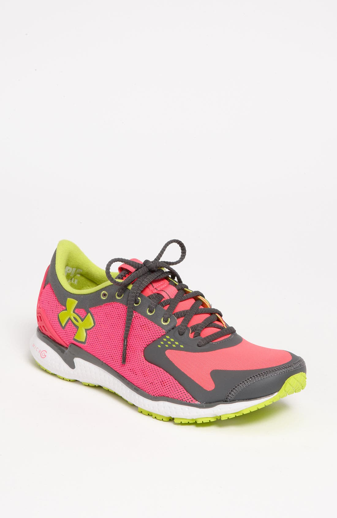 Alternate Image 1 Selected - Under Armour 'Micro G® Defy' Running Shoe (Women)