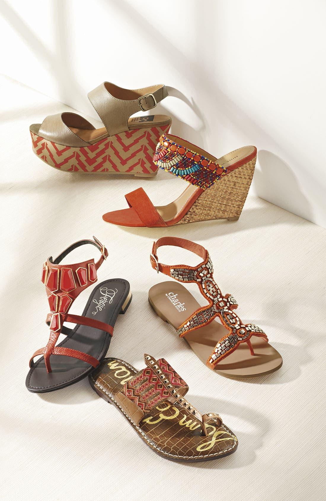 Alternate Image 5  - BC Footwear 'Eagle Eyes' Sandal