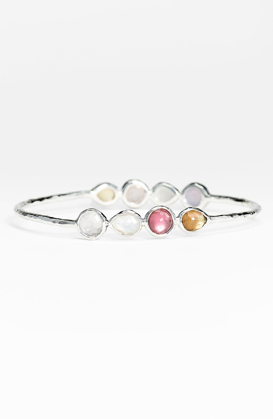 Alternate Image 1 Selected - Ippolita 'Candy Wonderland' 8-Stone Cluster Bangle