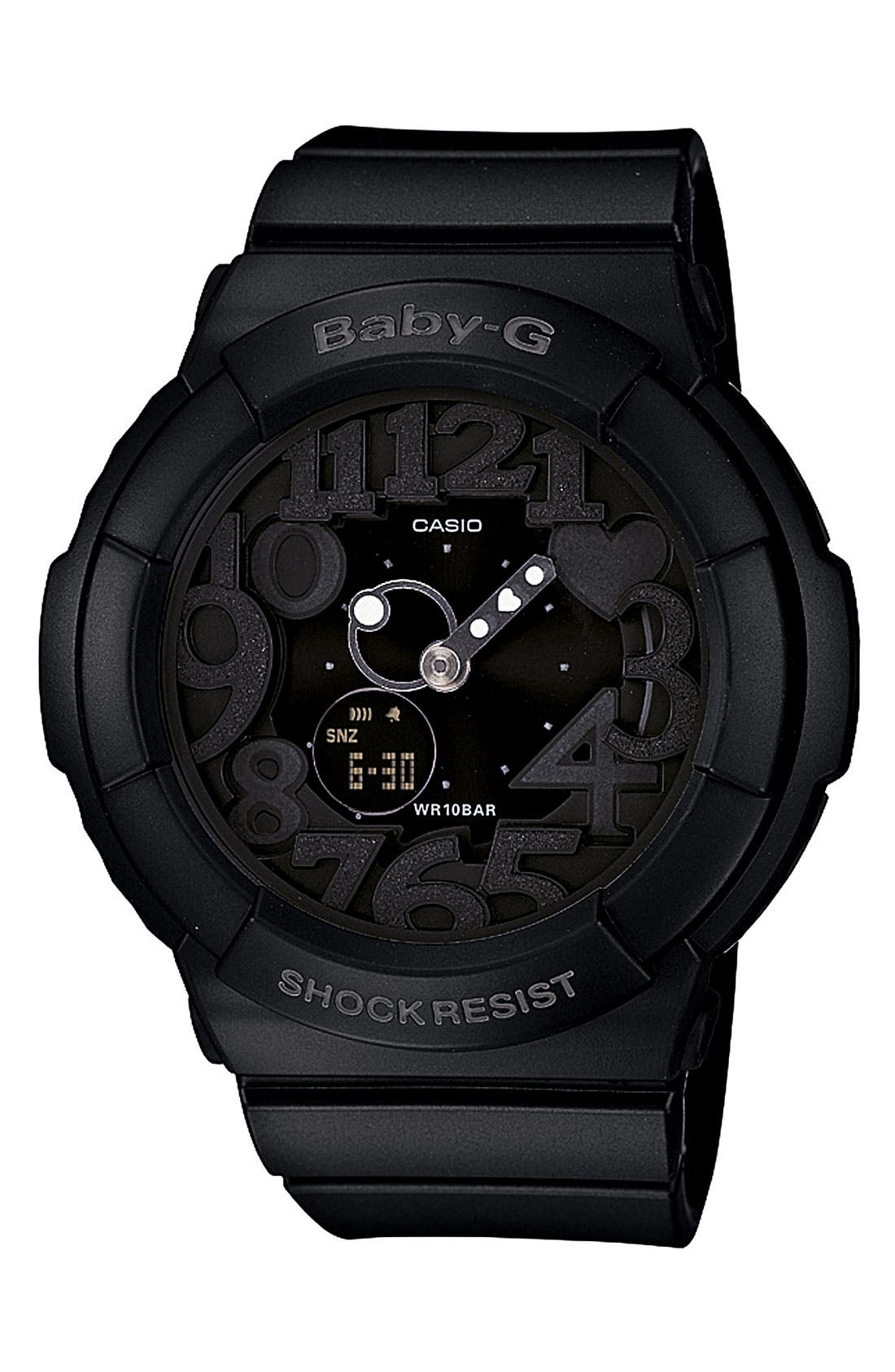 Alternate Image 1 Selected - Baby-G Watch, 43mm