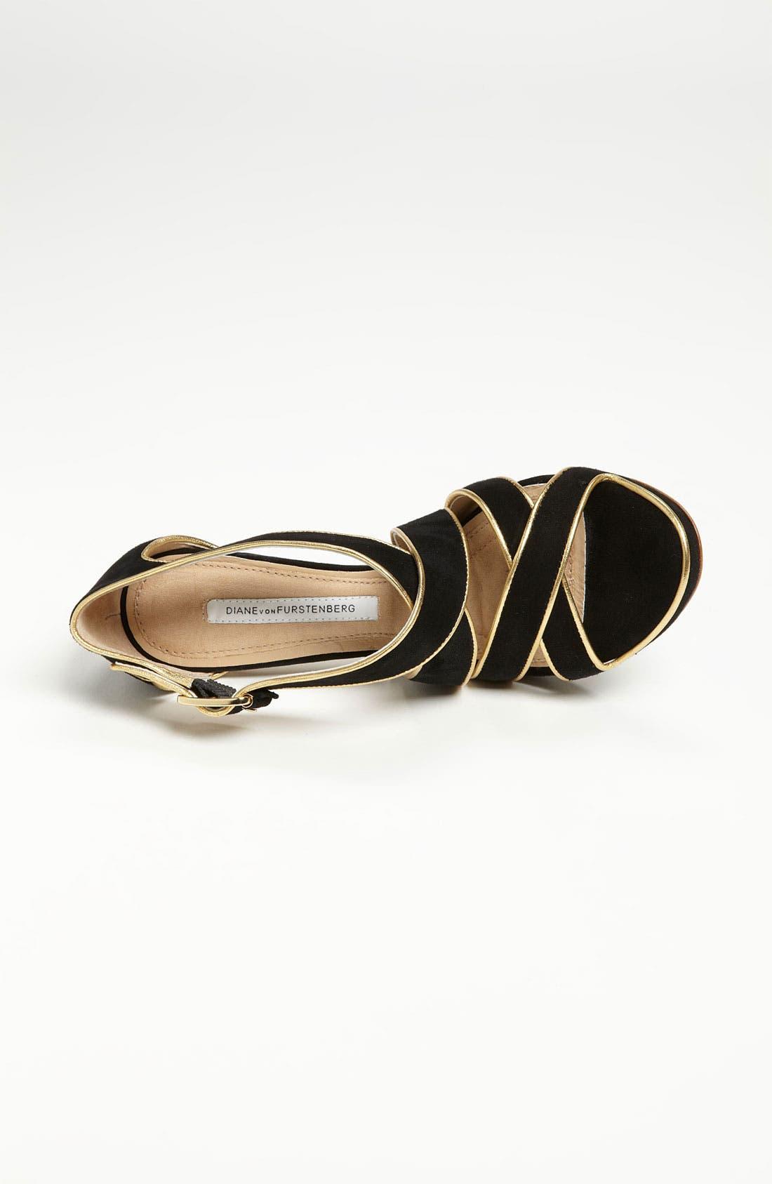 Alternate Image 3  - Diane von Furstenberg 'Jodi' Sandal (Online Only)