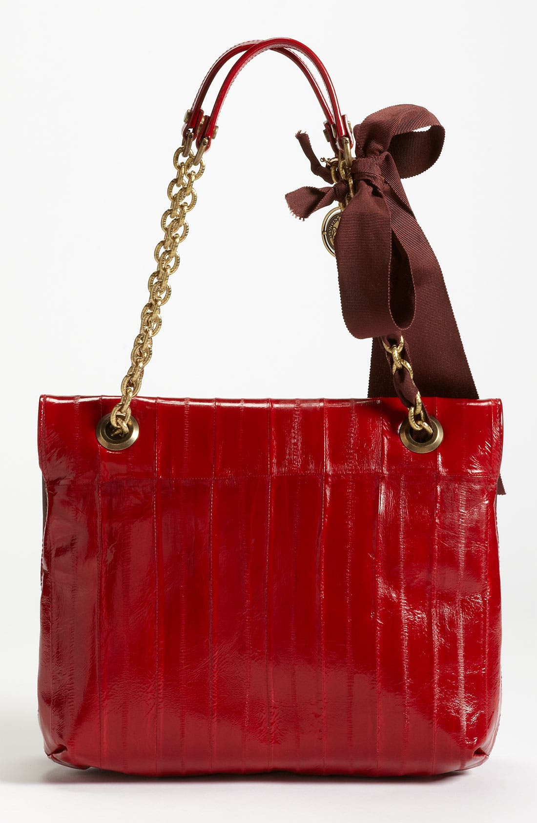 Alternate Image 4  - Lanvin 'Happy' Glazed Leather Shoulder Bag