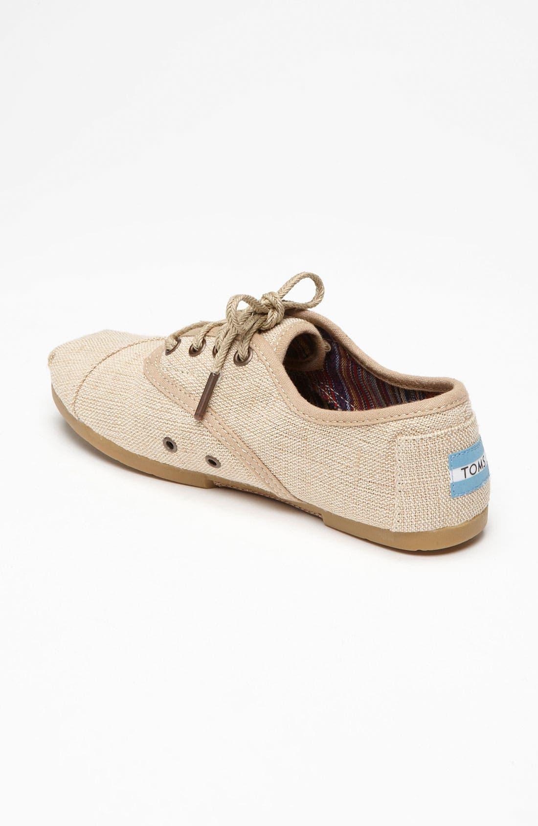 Alternate Image 2  - TOMS 'Cordones - Paxton' Sneaker (Women)