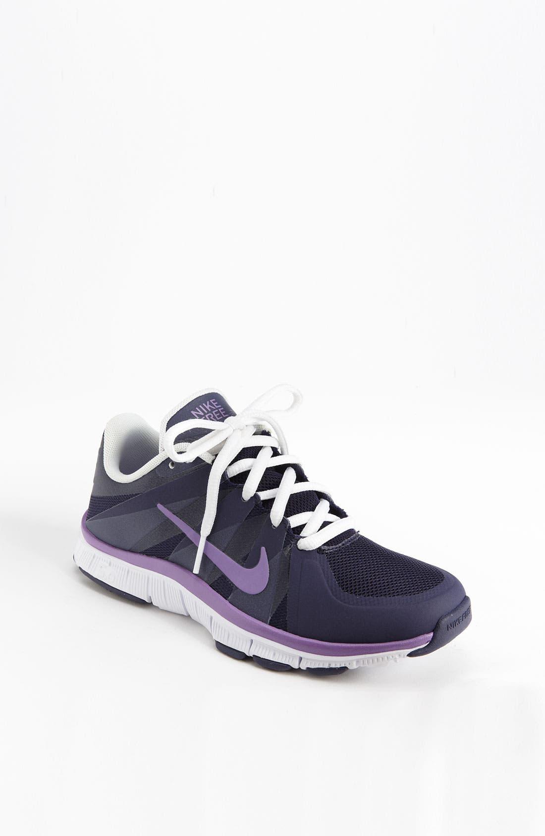 Alternate Image 1 Selected - Nike 'Free Trainer 5.0' Sneaker (Big Kid)
