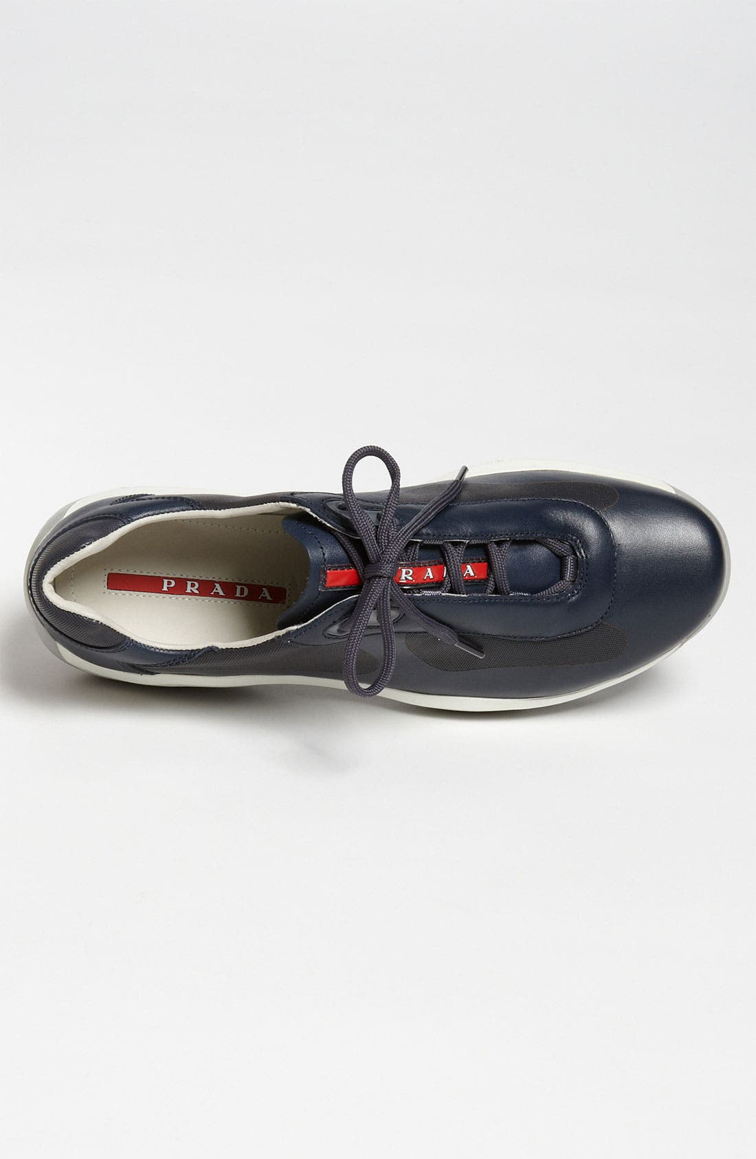 Alternate Image 3  - Prada Leather Sneaker