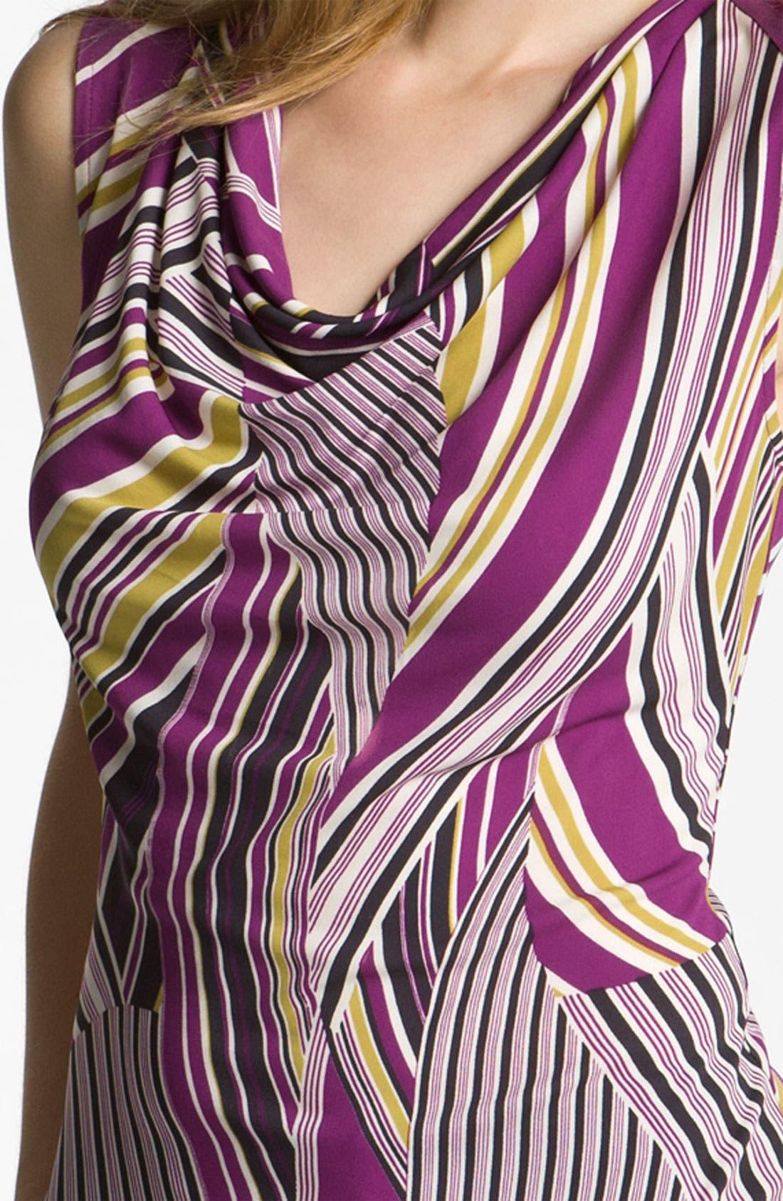 Alternate Image 3  - Classiques Entier® 'Nouveau' Drape Neck Jersey Top