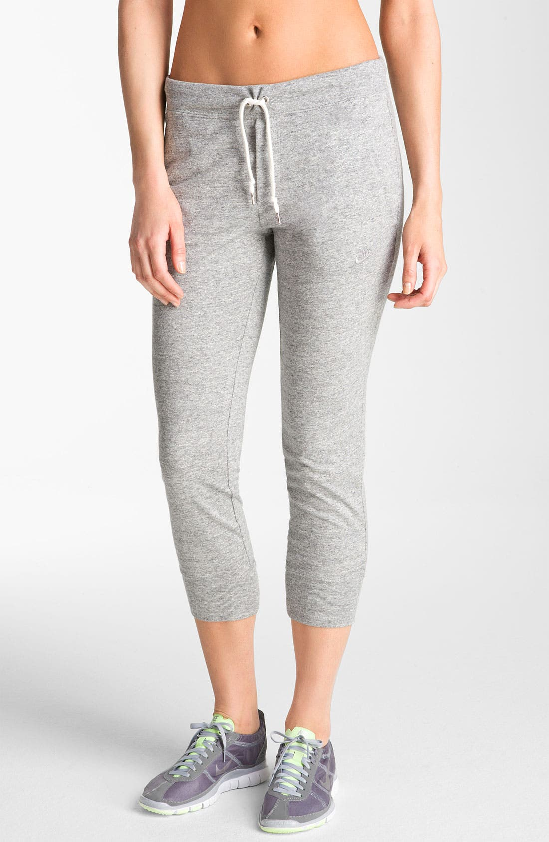 Alternate Image 1 Selected - Nike 'Time Out' Capris