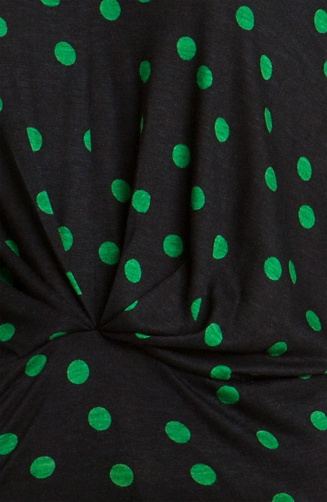 Alternate Image 3  - Pleione Dolman Sleeve Print Top