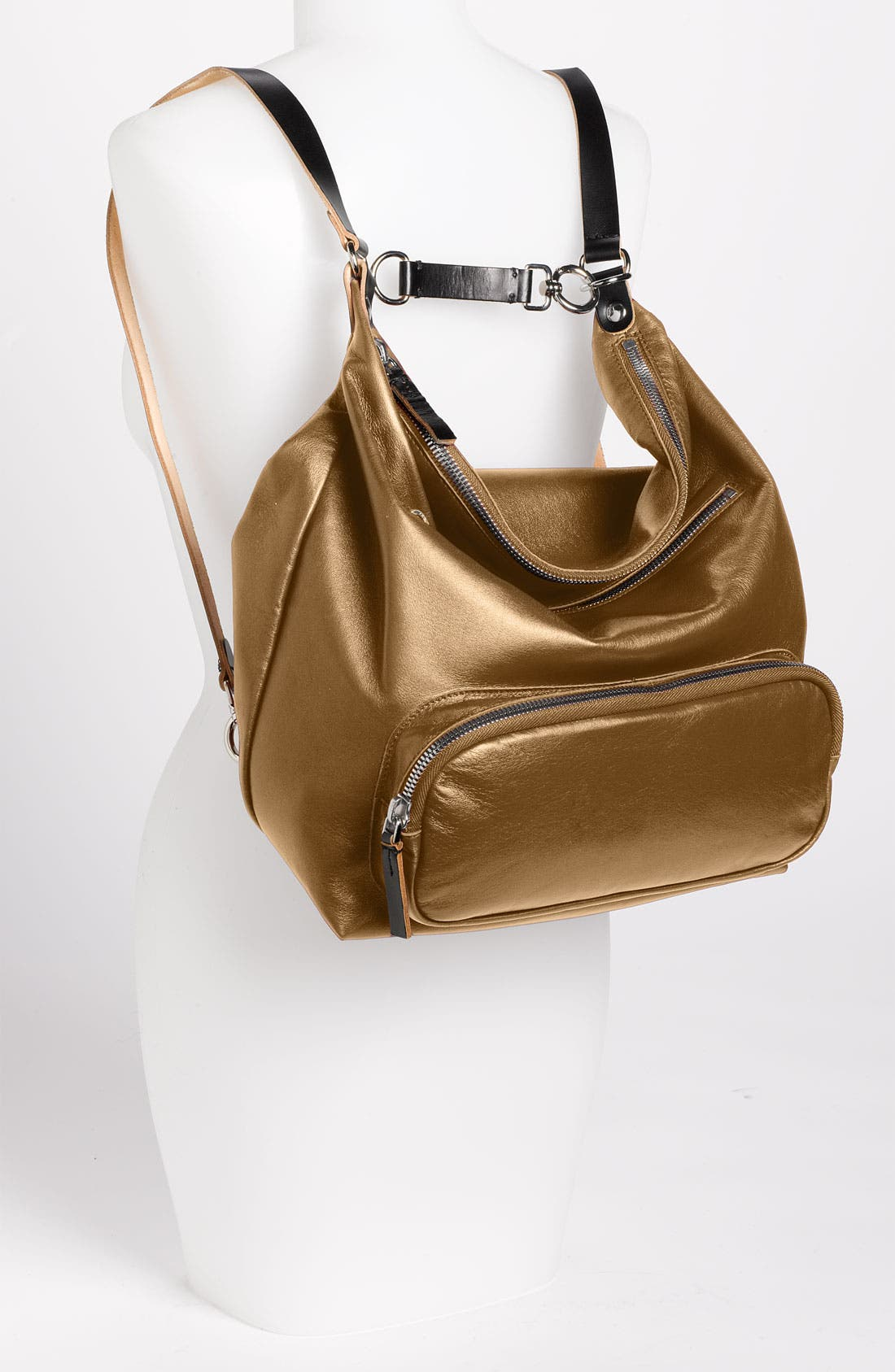 Alternate Image 5  - Marni Leather Shoulder Bag