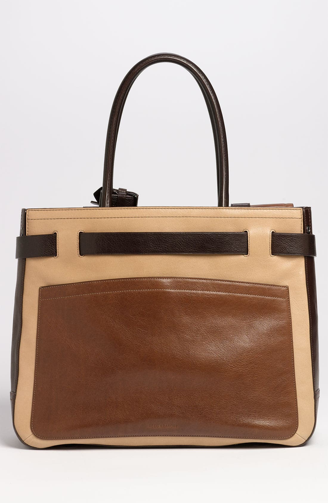 Alternate Image 4  - Reed Krakoff 'Boxer I' Leather Tote