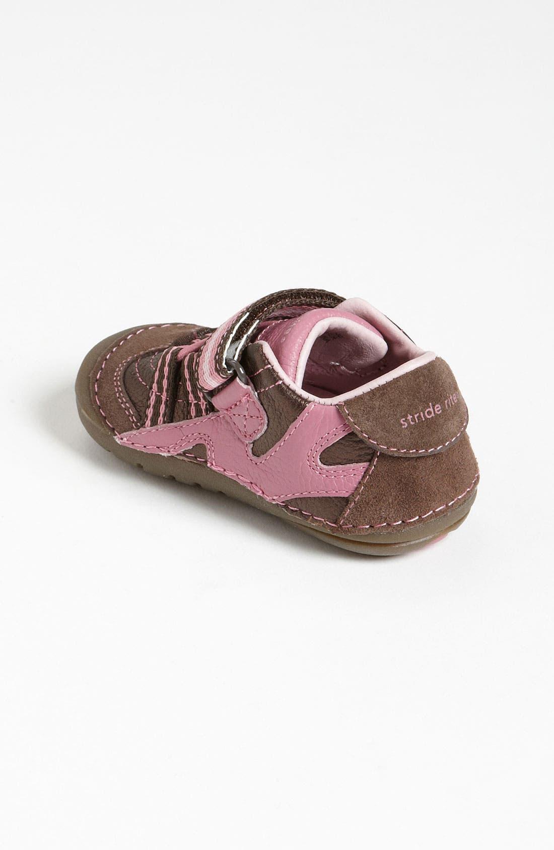 Alternate Image 2  - Stride Rite 'Stephanie' Sneaker (Baby & Walker)