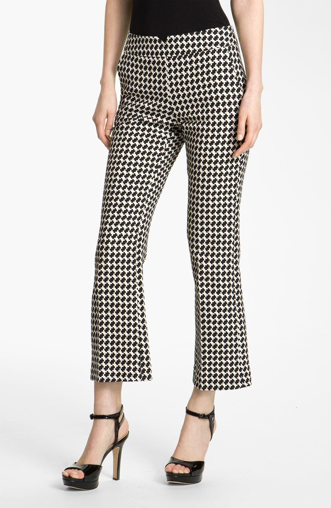 Alternate Image 1 Selected - Trina Turk 'Fez' Crop Pants