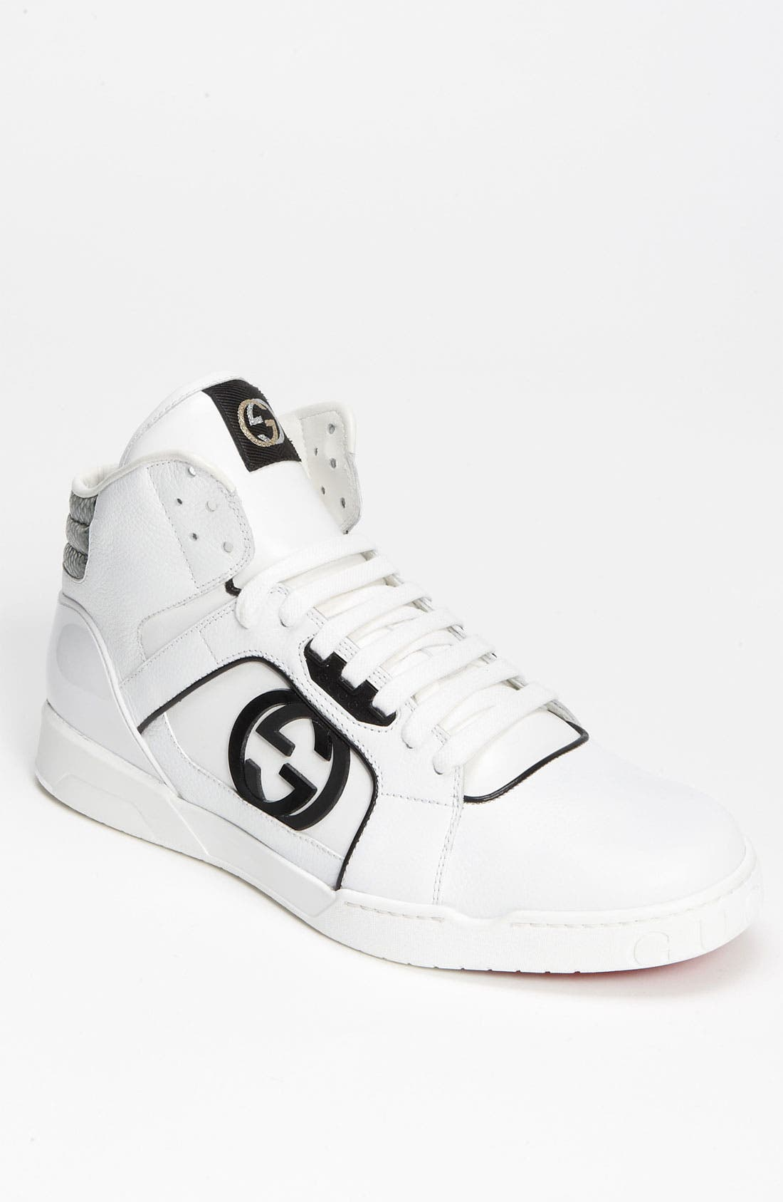 Alternate Image 1 Selected - Gucci 'Rebound' Mid High Top Sneaker