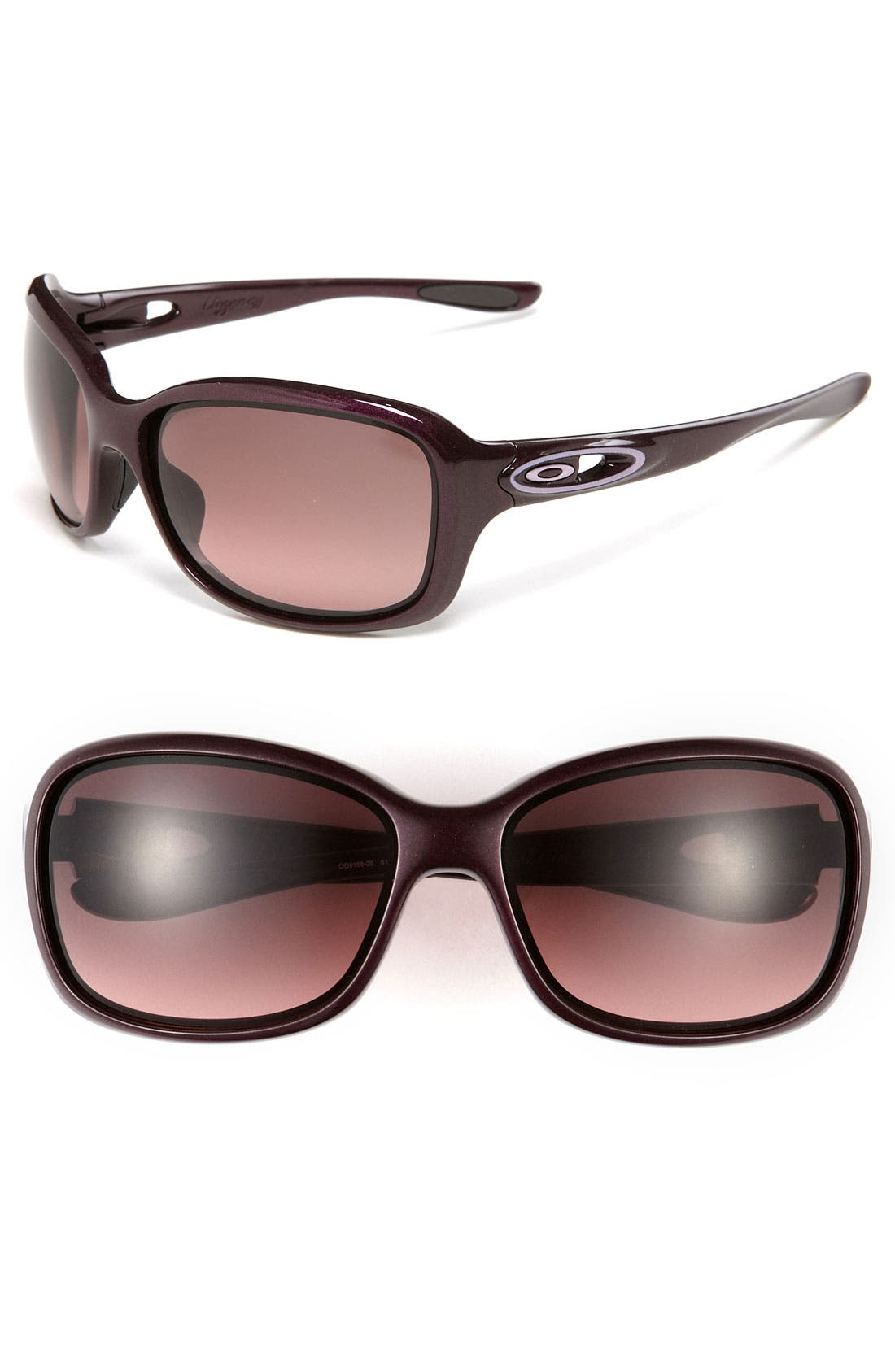 Alternate Image 1 Selected - Oakley 'Urgency™' 61mm Sunglasses