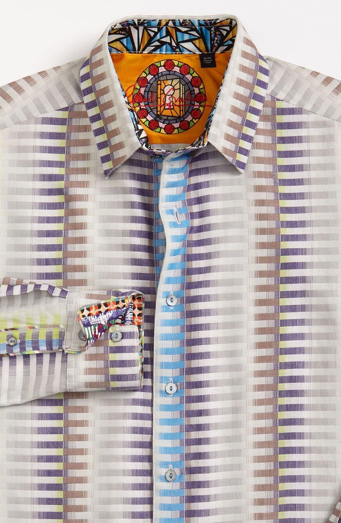 Alternate Image 1 Selected - Robert Graham 'Mark' Sport Shirt