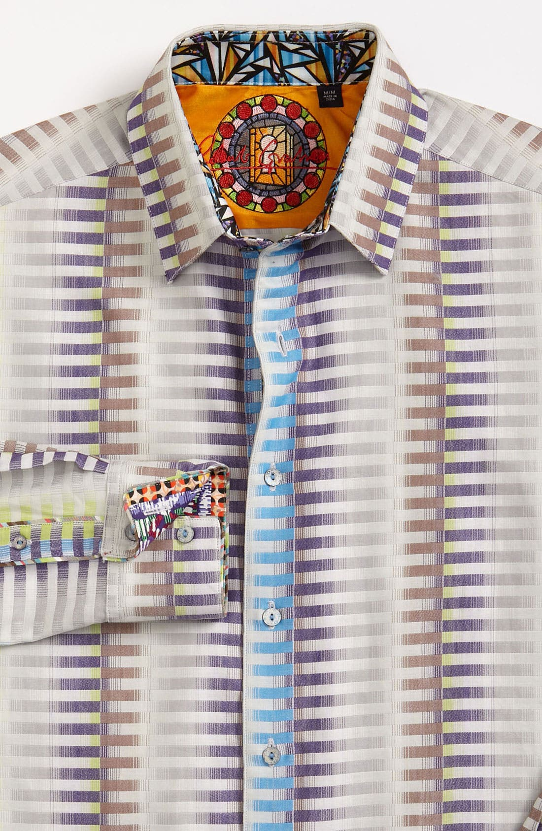 Main Image - Robert Graham 'Mark' Sport Shirt