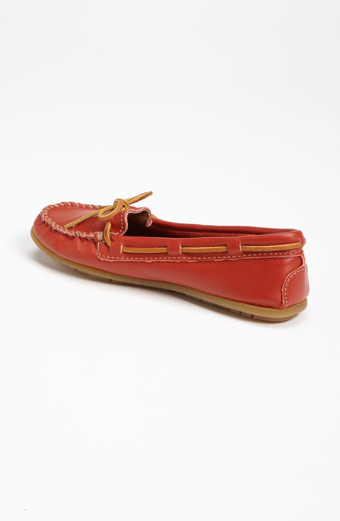 Alternate Image 2  - Minnetonka Smooth Moccasin (Online Only)