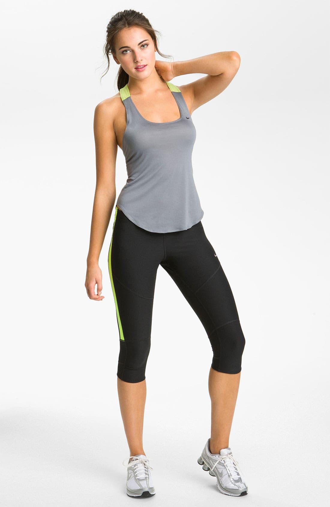 Alternate Image 4  - Nike 'Tech' Running Capris