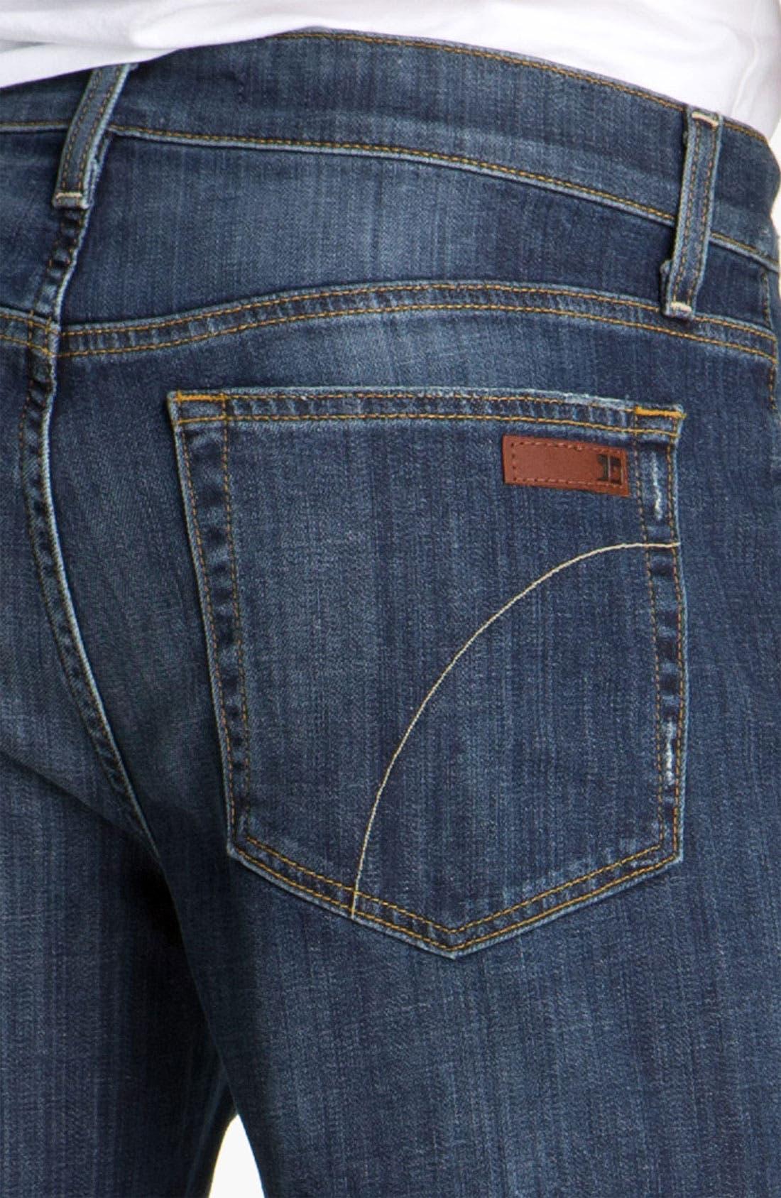 Alternate Image 4  - Joe's 'Rebel' Relaxed Fit Jeans (Miller)