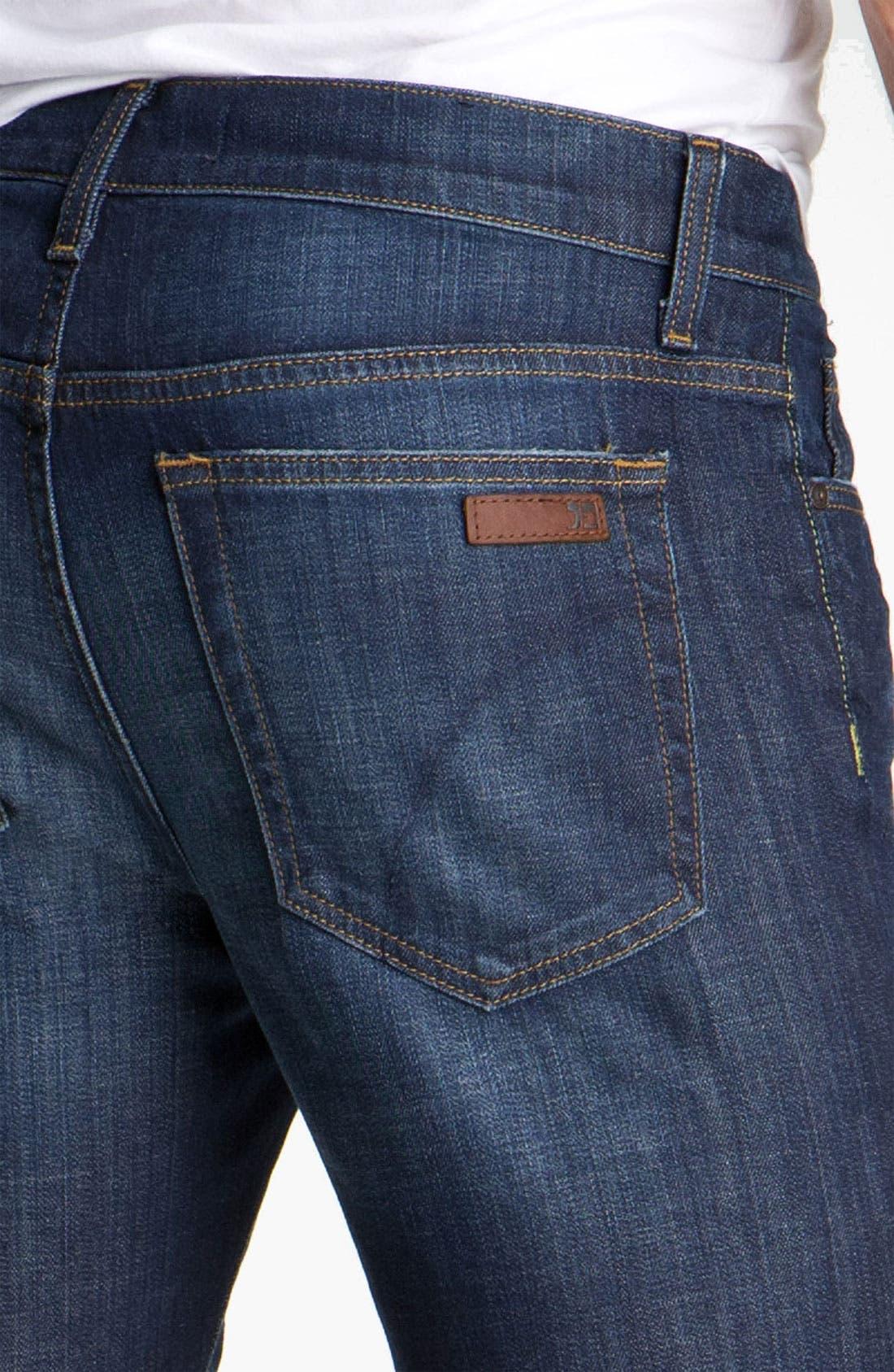 Alternate Image 4  - Joe's 'Brixton' Slim Straight Leg Jeans (Kieran)
