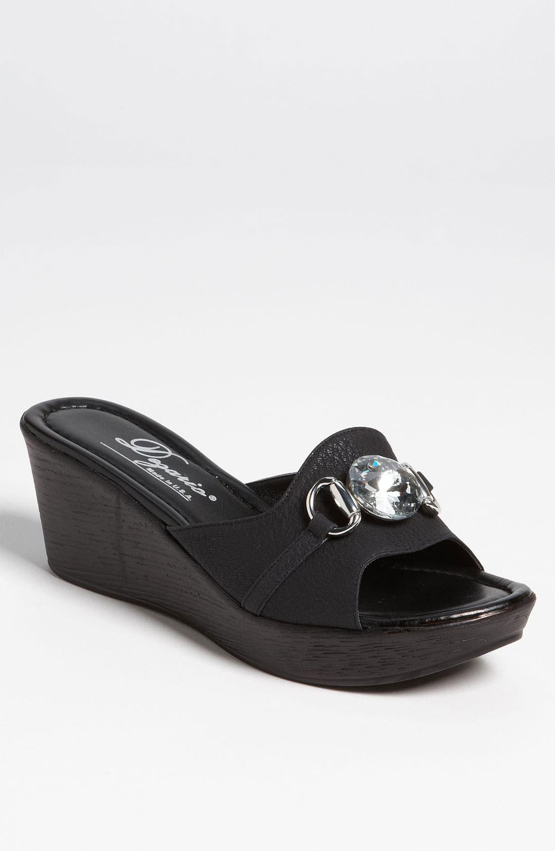 Alternate Image 1 Selected - Dezario 'Mode' Sandal