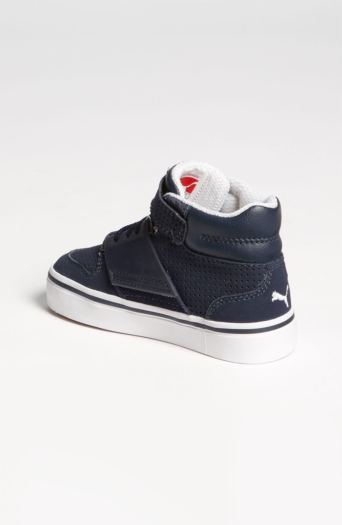 Alternate Image 2  - PUMA 'El Ace 2' Sneaker (Baby, Walker & Toddler)
