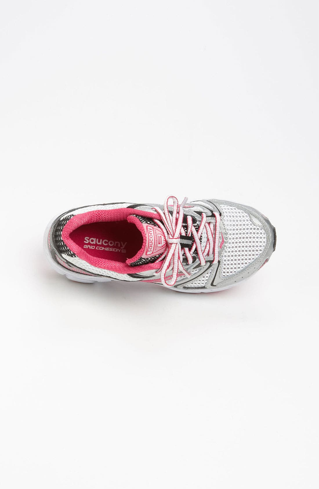 Alternate Image 3  - Saucony 'Cohesion' Running Shoe (Toddler, Little Kid & Big Kid)