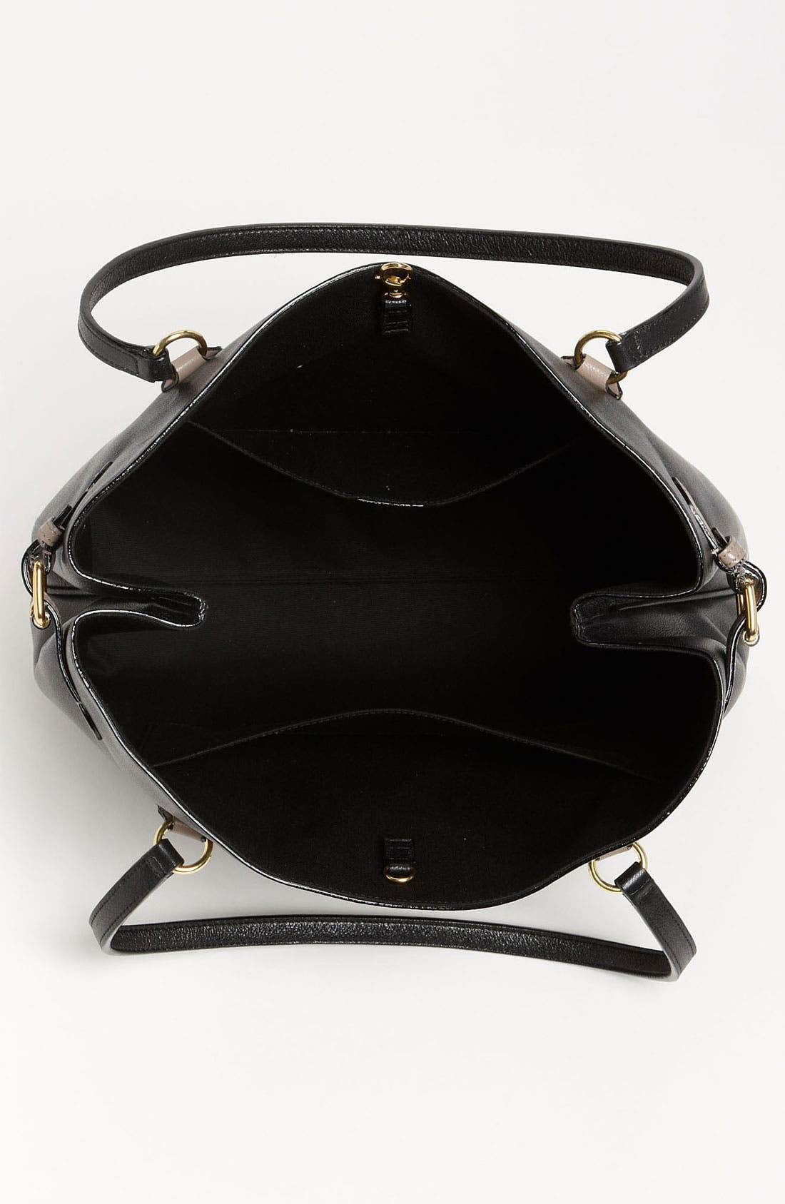 Alternate Image 3  - MARC JACOBS 'Colorblocked Manhattan Mercer' Leather Tote
