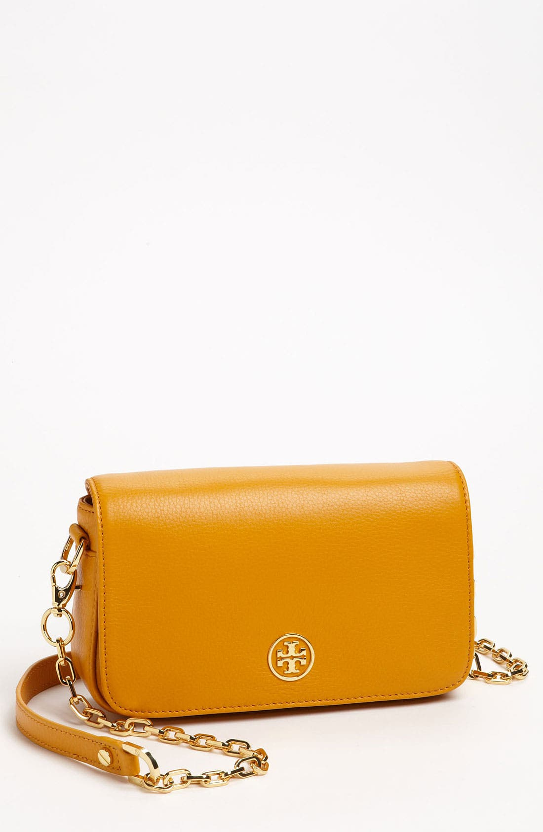 Main Image - Tory Burch 'Robinson - Mini' Adjustable Crossbody Bag