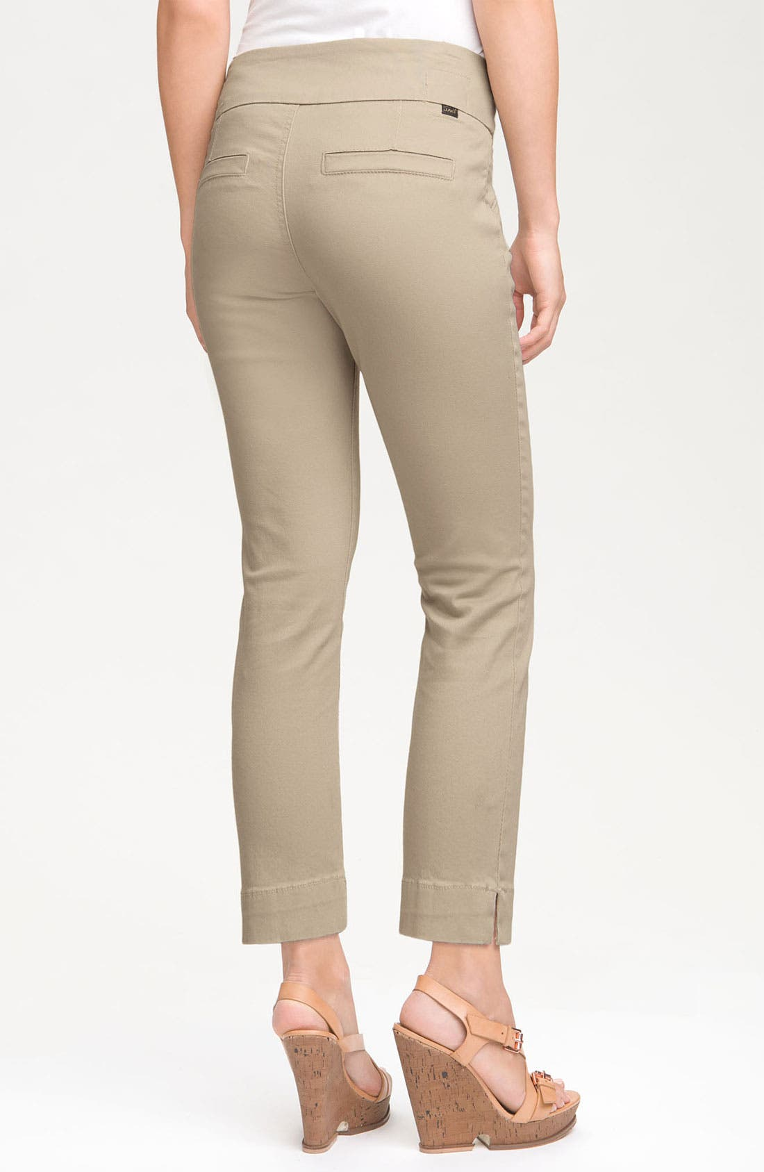 Alternate Image 2  - Jag Jeans 'Attie' Slim Ankle Jeans (Petite)