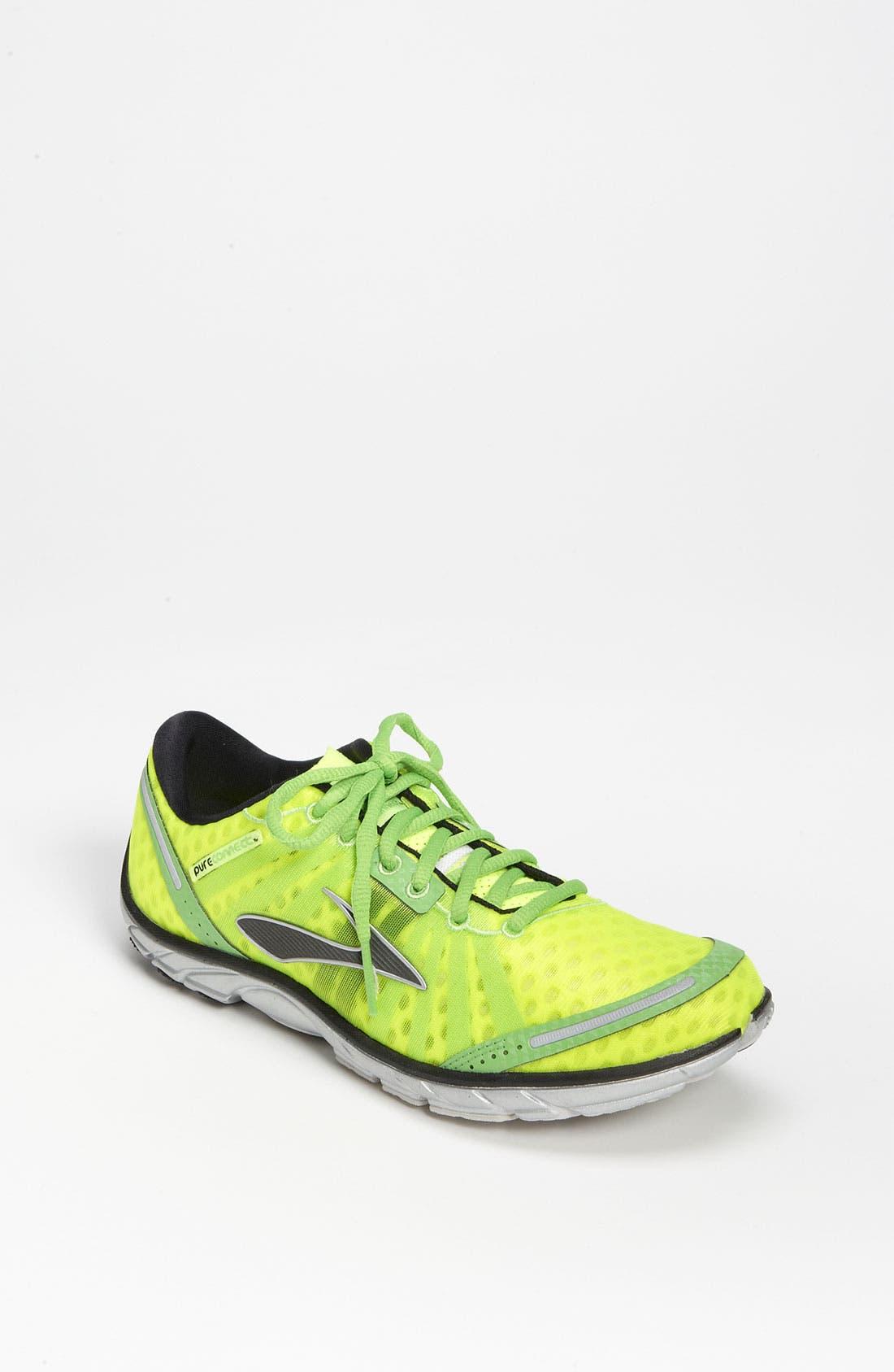Alternate Image 1 Selected - Brooks 'PureConnect' Running Shoe (Women) (Regular Retail Price: $89.95)