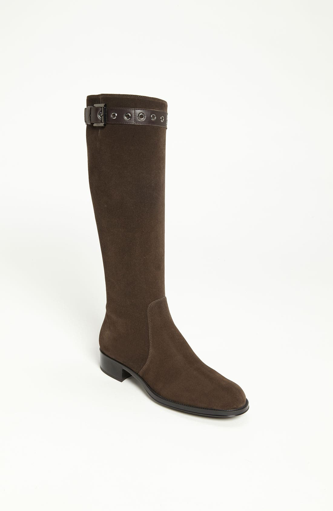 Alternate Image 1 Selected - Tod's Rubber Sole Tall Boot