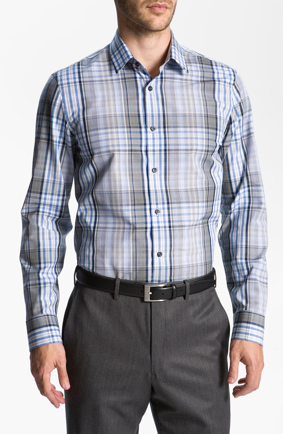 Alternate Image 1 Selected - Calibrate Regular Fit Sport Shirt