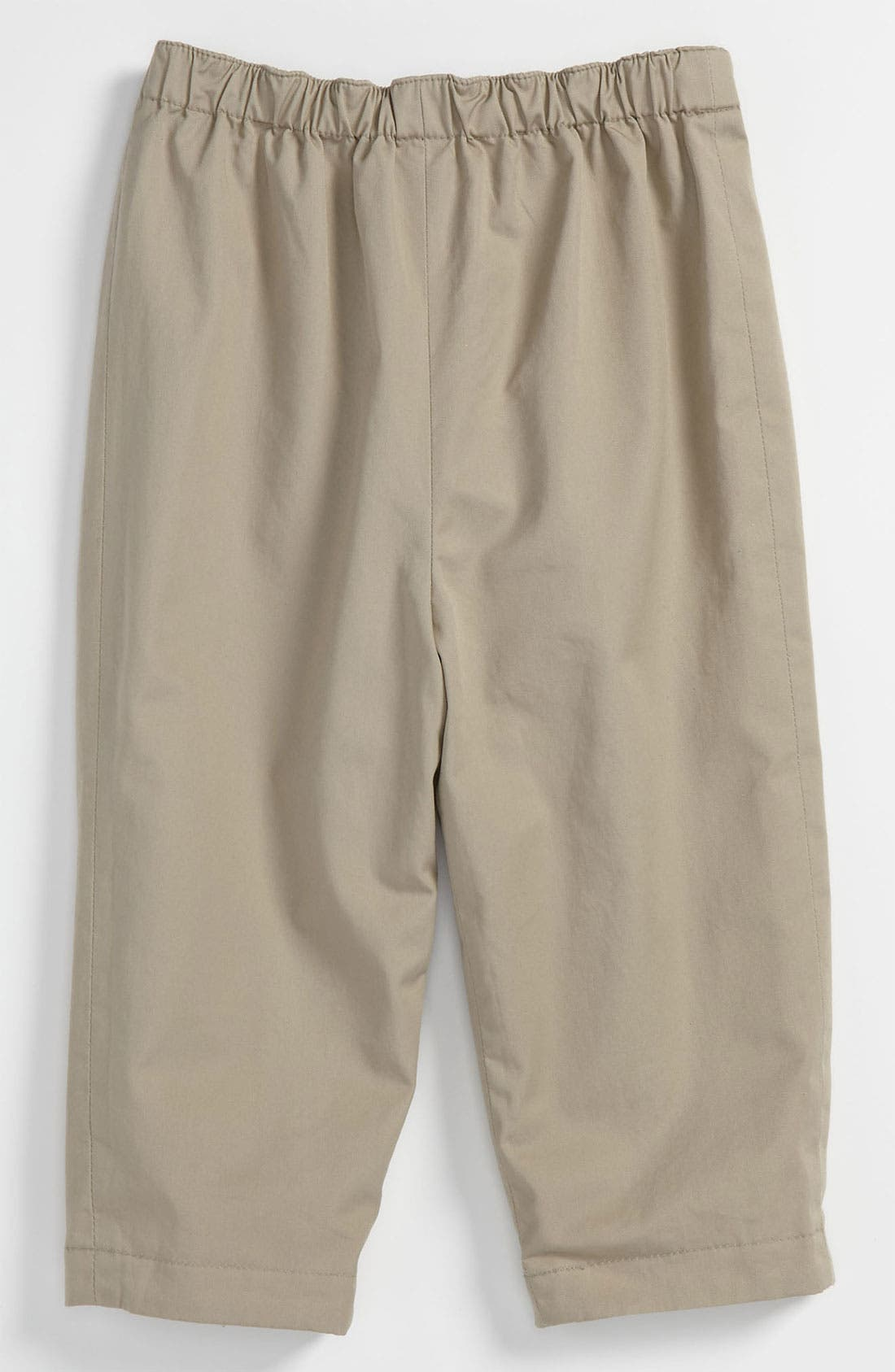 'Darcy' Reversible Trousers,                             Alternate thumbnail 2, color,                             Taupe