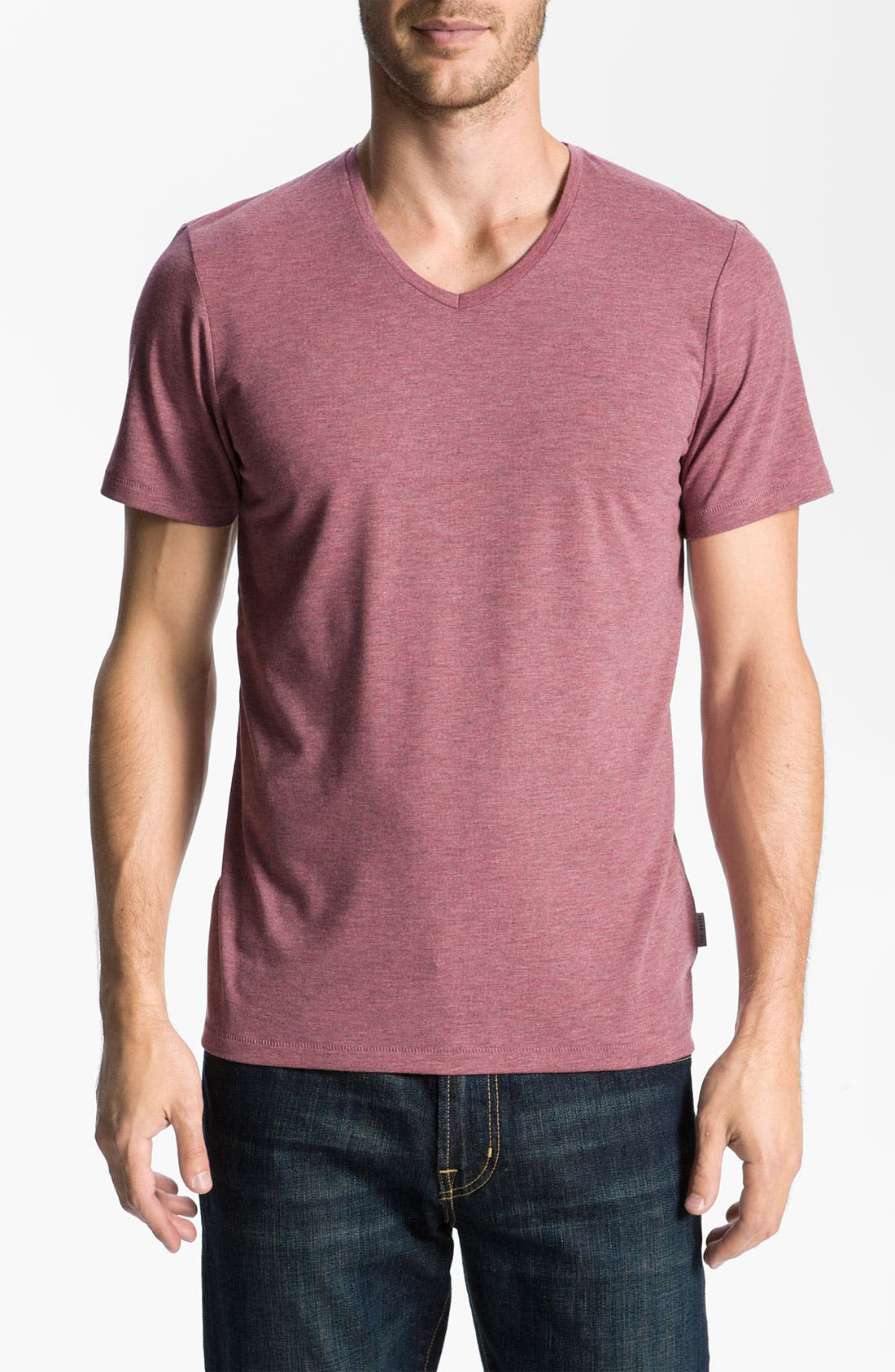 Alternate Image 1 Selected - Ted Baker London V-Neck T-Shirt