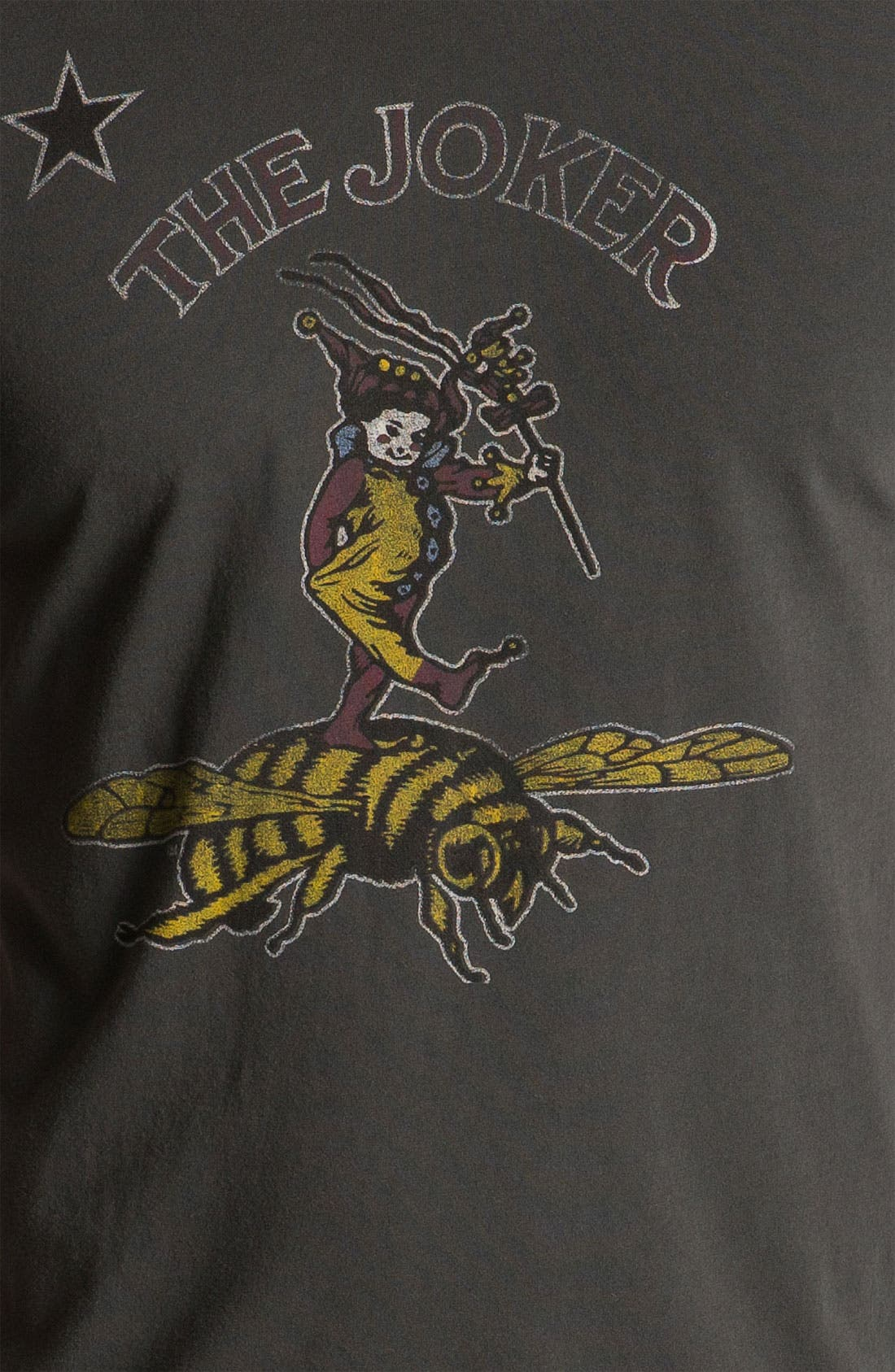 Alternate Image 3  - Jacks & Jokers 'Joker Bee' T-Shirt